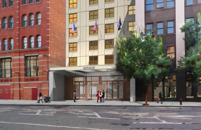 523 Greenwich Street